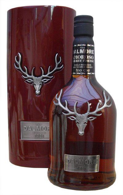 House Baratheon Whiskey - Dalmore 1981 Amoroso Cask Single Malt Whisky