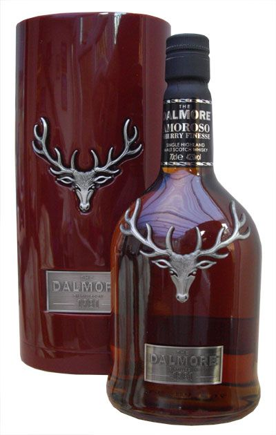 House Baratheon Whiskey - Dalmore 1981 Amoroso Cask Single Malt Whisky