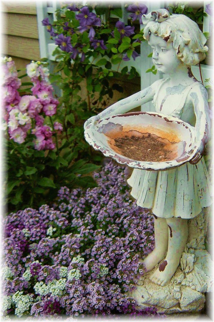 1000 images about statues de jardin on pinterest for Statue jardin zen