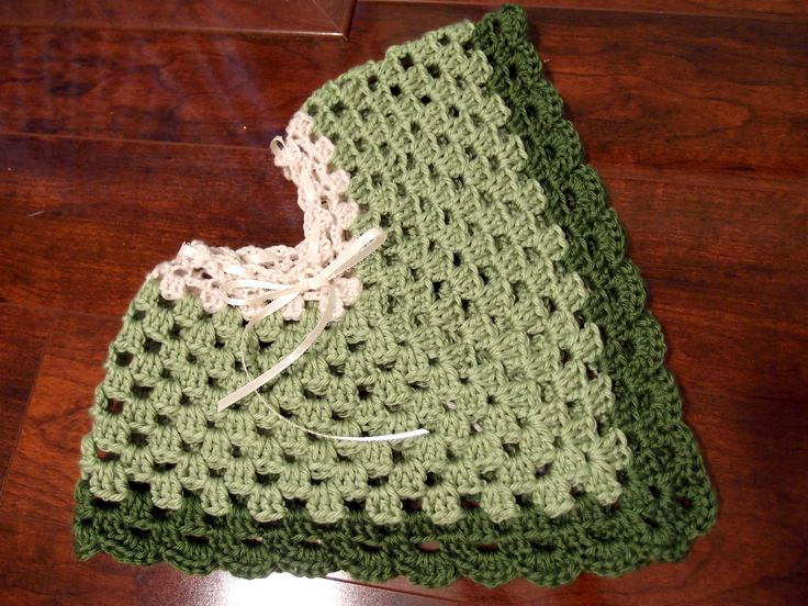 199 best Crochet baby ponchos images on Pinterest | Crochet baby ...