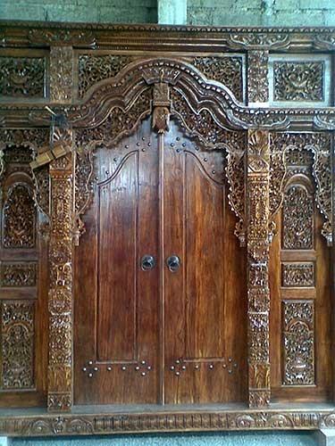 Luar Biasa Bali Doors