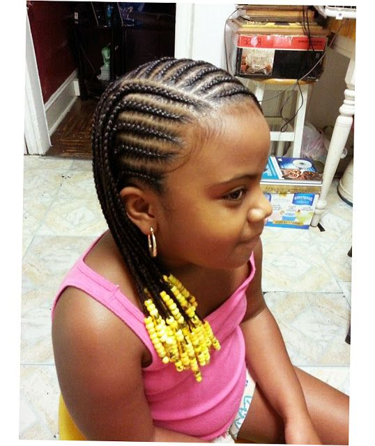 Cute African American Kids Hairstyles