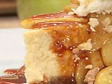 Caramel Apple Cheesecake:  Such a great fall or Thanksgiving recipe.