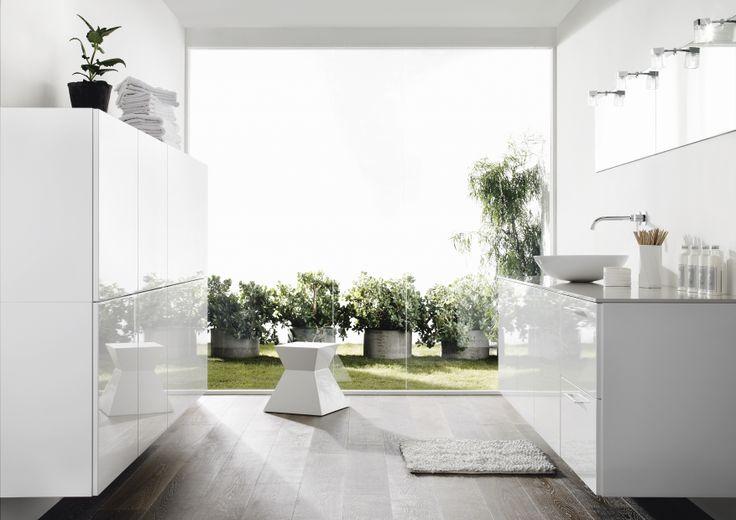 Bianco bath by Kvik