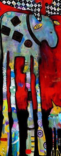 Jenny Foster - Paintings