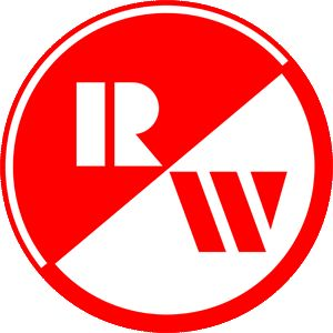 Rot-Weiss Frankfurt of Germany crest.