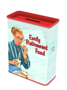A Healthy Early Retirement Fund!
