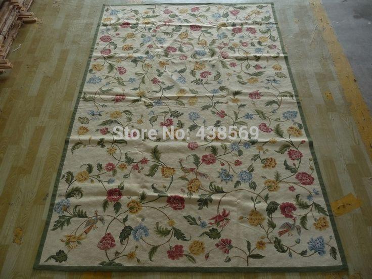 Бесплатная Доставка 6'x9 '10 К Ковры ручной работы 100% Новозеландской Шерсти высокого качества шерстяные ковры и ковры