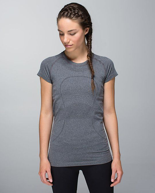 run: swiftly tech short sleeve | women's tops | lululemon athletica