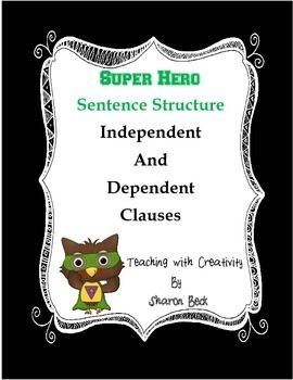 writing dependent clause and topic sentence When writing a sentence, you will have a main idea, and you may also have a  subordinate idea, a clause that has less importance than the main idea.