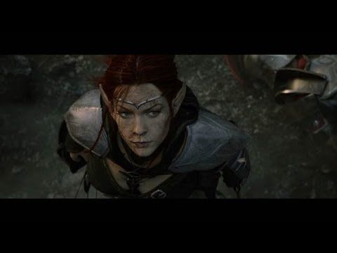 The Elder Scrolls Online - The Arrival Cinematic Trailer. This looks amazing!!!