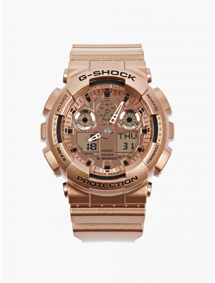 147 best what time is it images on pinterest mens watches casio g shock mens rose gold ga 110gd 9aer watch oki ni fandeluxe Choice Image
