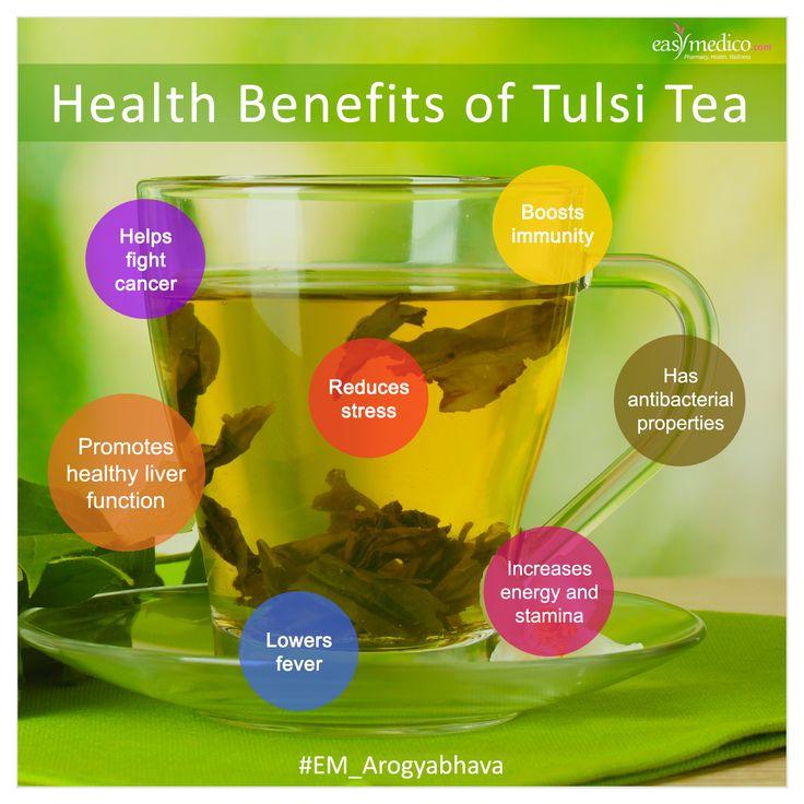 #EM_Arogyabhava Stay #healthy & fit with Tulsi Tea #healthyliving #healthcare