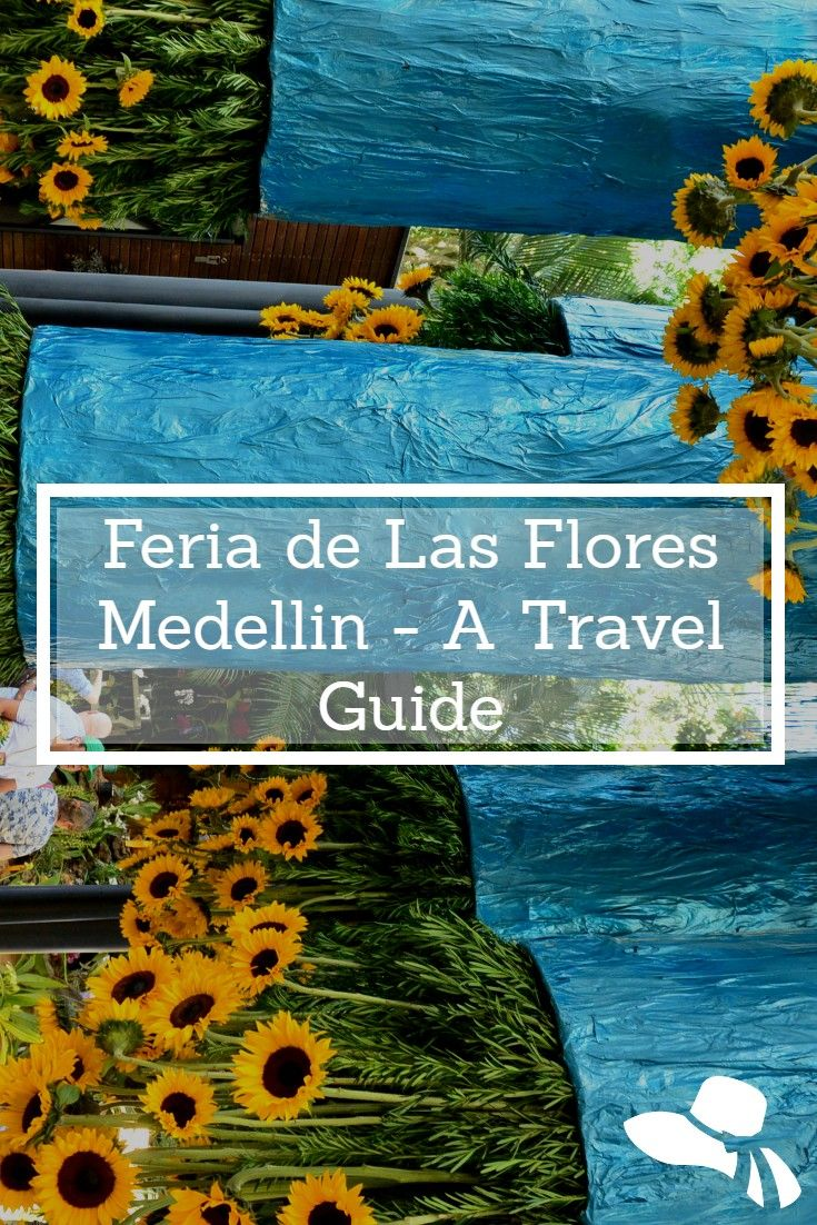 Colour explodes across the city during the Feria de Las Flores Medellin! This amazing Flower Festival features stunning flower exhibits and displays across the city - Find out the best places to see the flower festival here #feriadelasflores#medellin#feriadelasfloresmedellin#medellinflowerfestival#colombia#whattodoinmedellin