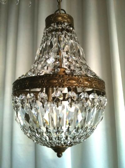 808 best Chandeliers images on Pinterest | Chandeliers, Crystal ...