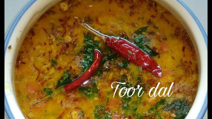 Toor dal recipe     toor dal recipe in hindi - YouTube