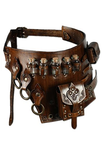 Armor Belt Alchemist These beautiful armor belt stands out…