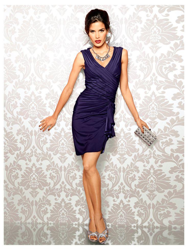 la mode des robes de france robe de soiree courte helline. Black Bedroom Furniture Sets. Home Design Ideas