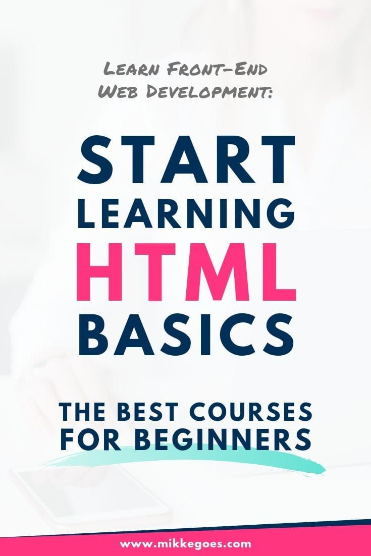 The Best HTML and CSS Courses for Beginners – Mikke Goes