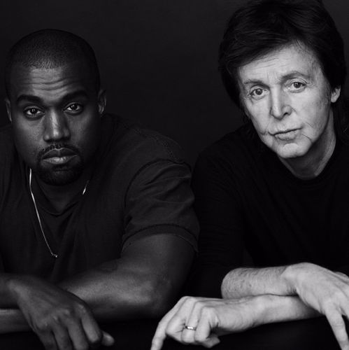 Kanye West's Fans Think He 'Discovered' Paul McCartney on 'Only One'