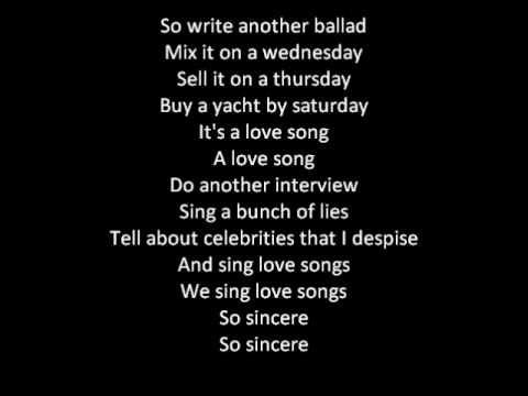♫♥♪ Robbie Williams - Come Undone With Lyrics ♫♥♪