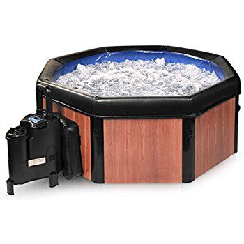Amazon.com : Comfort Line Products Spa-N-A-Box Portable Spa : Bestway Lay Z Spa : Patio, Lawn & Garden