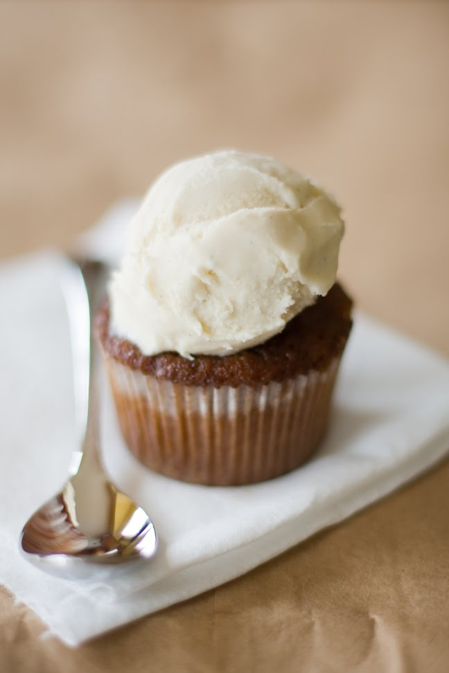 Malva Pudding Cupcake! Delish!