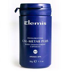Elemis Spa At Home Invigorating Cal-Metab Plus Body Enhancement Capsules