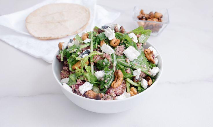 Ensalada de Betabel con Quinoa