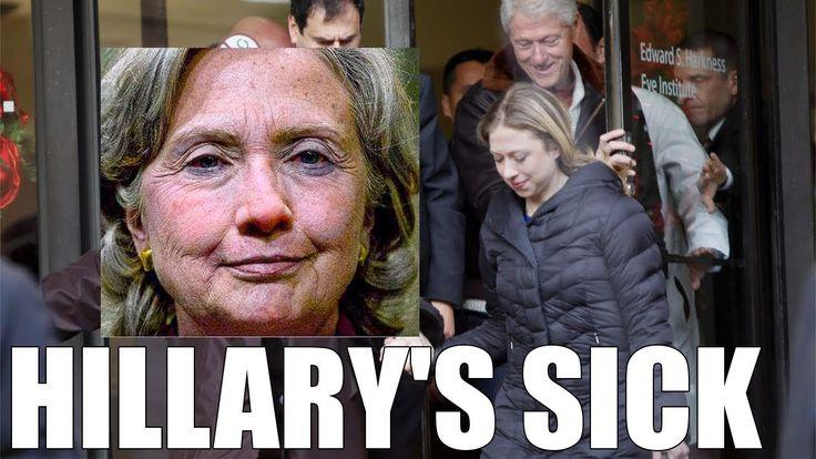 BREAKING: WikiLeaks Doc - Hillary's Brain Injury was DUE TO PLANE CRASH ...