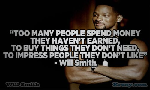 Too Many People Spend Money They Havent Earned