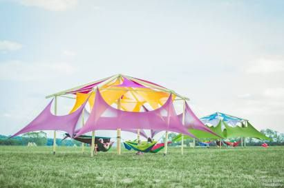 Location design for Airfield Festival 2015//Sibiu//Romania. The festival is happening on an airfield and there's a lot of flying and floating around:) foto: Gherman Alexandru Raul