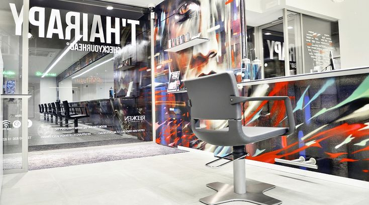 Salon T´Hairapy in Antwerpen, Belgium