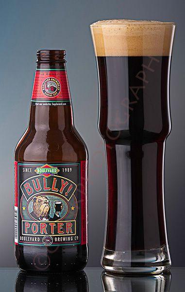 Boulevard Brewing Co. - Bully! Porter