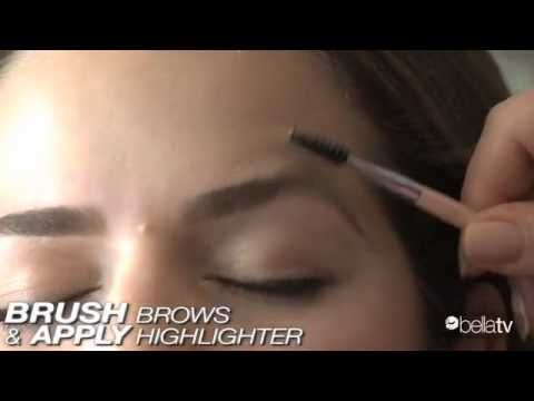 Eye brow Tutorial: When A-listers like Madonna or Jennifer Lopez need help with their brows, they turn to world-famous eyebrow queen Anastasia Soare. Today, Anastasia shares how to get the perfect Hollywood eyebrow whether you have a full arch like Oprah Winfrey, a high arch like Leighton Meester, or a petite arch like Reese Witherspoon.  2 min.