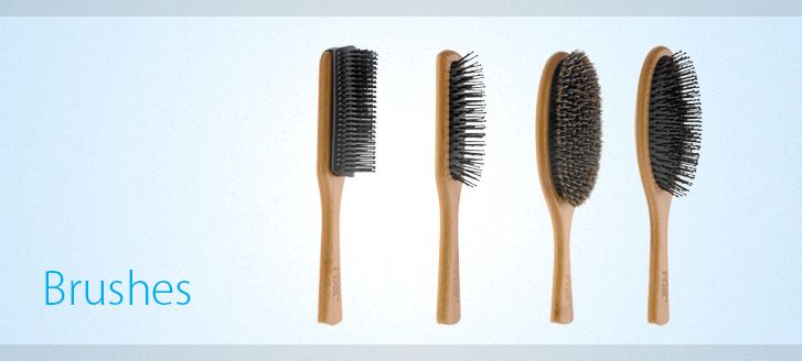 Choosing the right brushes can mean the difference between a good hair day and a bad hair day!