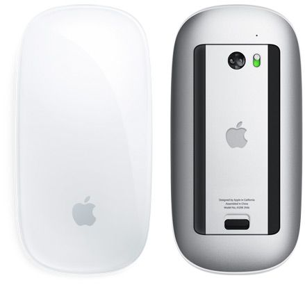 Apple (United Kingdom) - Magic Mouse - The world's first Multi-Touch mouse - I honestly can't live without this now! #magicmouse #imac #apple