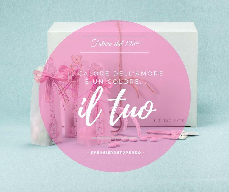 Il calore dell'Amore è un colore... ...IL TUO.  - cit. Antonia www.geneticamentediverso.it www.futuracoopsociale.it