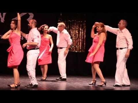Baila Sin Parar - Gema Ibarra - Profesora de Baile: 03 BACHATA BAILE DE SALON MARTES 17 06 2017 ESCUEL...