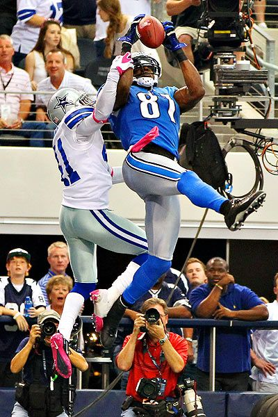 Im no Lions fan but I could watch Megatron play all day