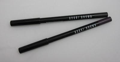 Bobbi Brown Long-Wear Eye Pencils.