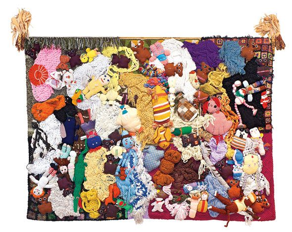 Mike Kelley propelled the detritus of daily life  into the highest echelons of the art world. Michael Slenske honors the late punk prankster.