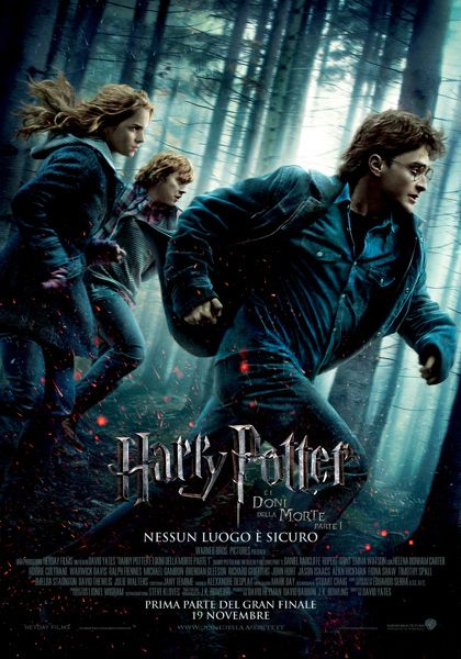 Poster Harry Potter e i doni della morte - Parte I