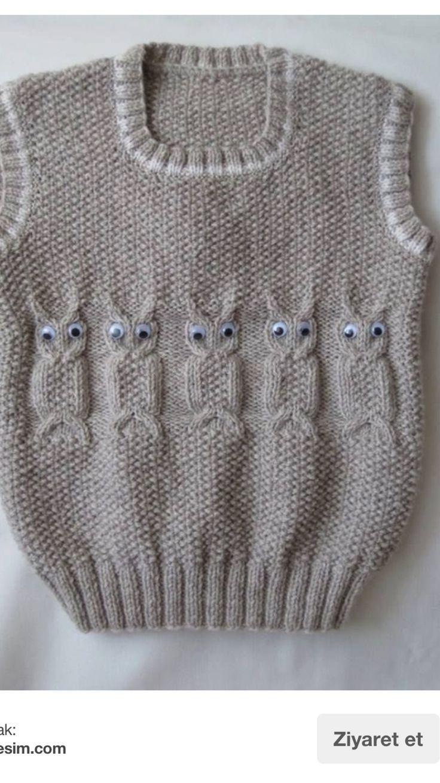 Süveter [] #<br/> # #Baby #Knits,<br/> # #Crochet #Baby,<br/> # #Knitting #Patterns,<br/> # #Toddlers,<br/> # #Tric,<br/> # #Owls,<br/> # #Revenue<br/>