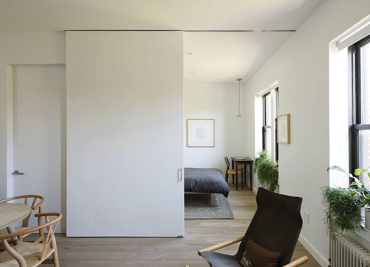 <b>Avoir une petite maison ne signifie pas vivre