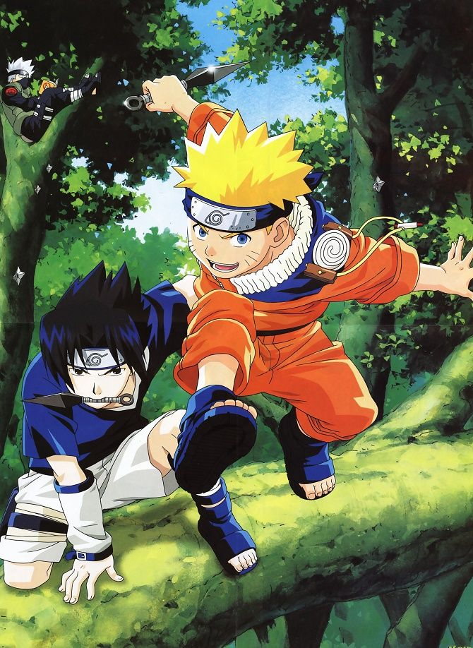 Lionsgate consigue los derechos para hacer una película de Naruto en Estados Unidos.