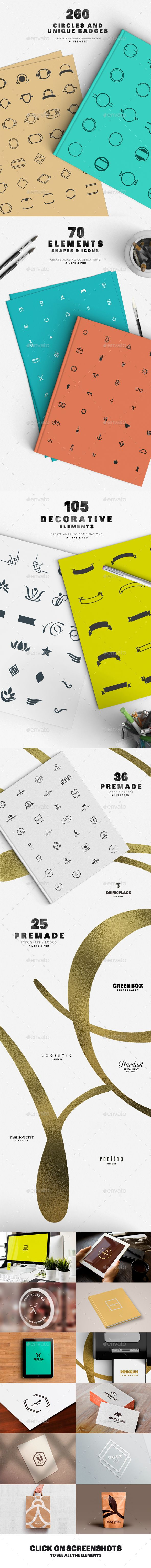 The Extensive Logo Creator  PSD Template • Download ➝ https://graphicriver.net/item/the-extensive-logo-creator/16082237?ref=pxcr