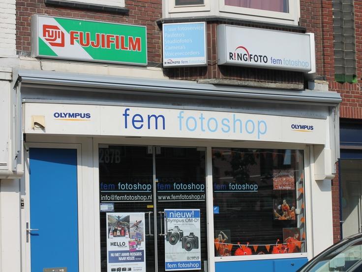 Een winkel genaamd fem