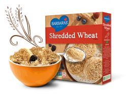 Barbara's Bakery- Shredded Wheat- No added sugar