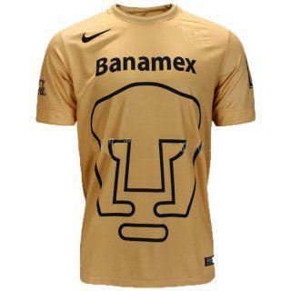 Maillot Pumas UNAM 2015-2016 domicile